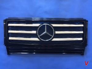 Mercedes G Решетка радиатора HG14072532