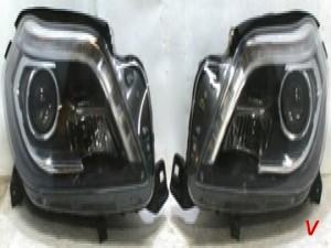 Mercedes GL Фара HG68144047