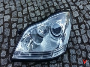 Mercedes GL Фара HG68422503
