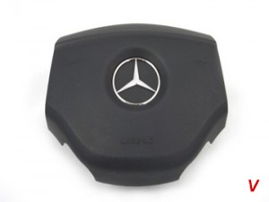 Mercedes GL Подушка руля HA37456043