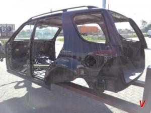Mercedes M Четверть задняя GI23469179