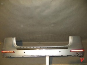 Бампер задний Mercedes ML HG84270724