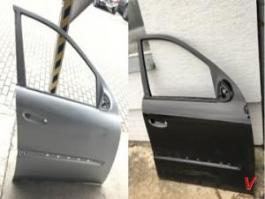 Mercedes ML Двери передние HG77107850