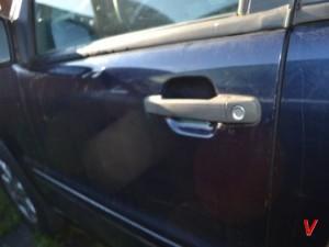 Mercedes ML Двери передние HG77273211