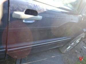 Mercedes ML Двери передние HG77289713