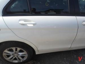 Mercedes R Двери задние HG64568104
