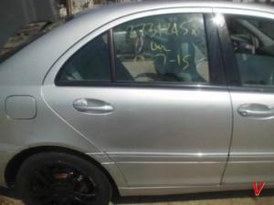 Mercedes R Двери задние HG64706820