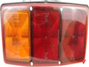 Mercedes R Фонари задние HB61482231