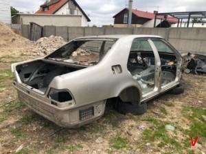 Mercedes S Четверть задняя HF43127458