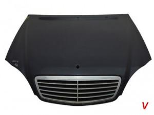 Mercedes S Капот HA44478829