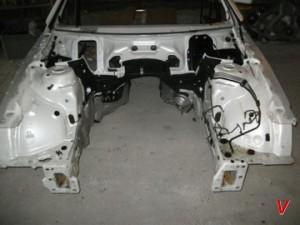 Mercedes SL Четверть задняя FB18891541