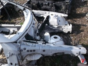 Mercedes SL Четверть задняя FC09671120