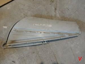 Mercedes SL Четверть задняя GE71861517