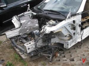 Mercedes SLK Четверть передняя HG69104678