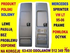 Mercedes Sprinter Двери задние HG63625275