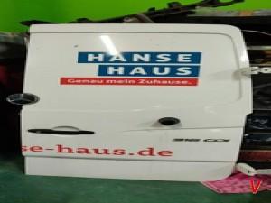 Mercedes Sprinter Двери задние HG67554523