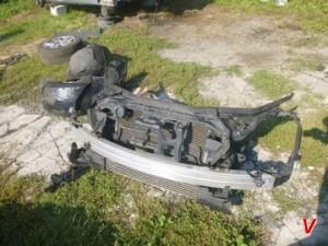 Mercedes V Четверть задняя GG11376420