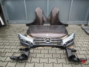 Mercedes V Четверть задняя HC95513151