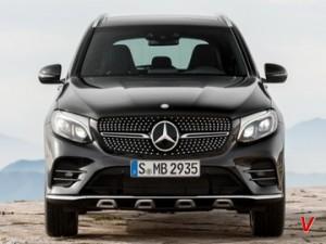 Mercedes V Четверть задняя HD55079124