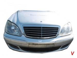 Mercedes V Четверть задняя HE76520643
