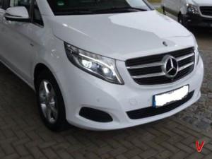 Mercedes V Четверть задняя HF58103088