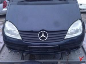 Mercedes Vaneo Четверть задняя GH63580719