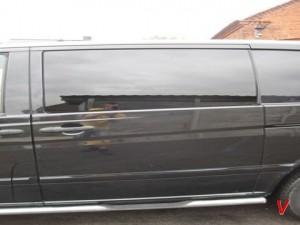 Mercedes Viano Двери задние HG63066498