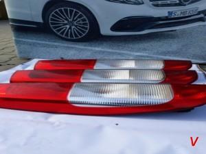 Mercedes Vito Фонари задние HG80485897