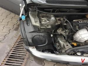 Mini Cooper S Четверть задняя HD46202336