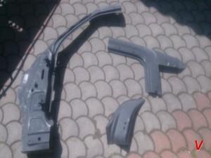 Mini Countryman Четверть задняя HG14009949