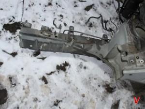 Mitsubishi Colt Четверть передняя HG16987230
