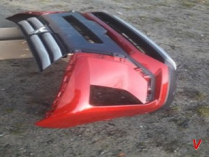 Mitsubishi Eclipse Бампер передний HG78997455