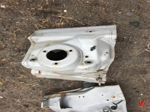 Mitsubishi Galant Четверть задняя HC73570567