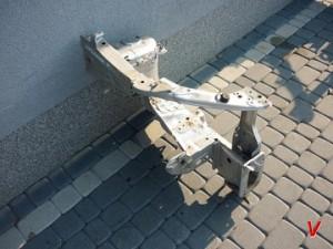 Mitsubishi Outlander Четверть задняя HE96354991
