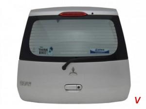 Mitsubishi Pajero Крышка багажника HD79190540