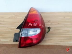 Nissan Almera Tino Фонари задние HG19412786