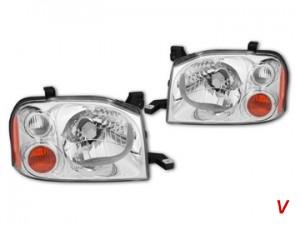 Nissan Navara Фара левая HG71440186