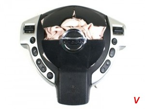 Nissan NV200 Подушка руля HG69234411