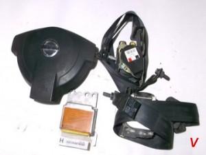 Nissan NV200 Подушка руля HG73479528