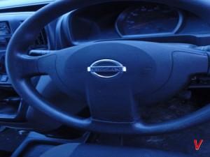 Nissan NV200 Подушка руля HG81217605
