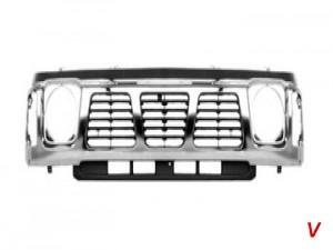 Решетка радиатора Nissan Patrol HG28918826