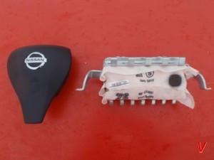 Nissan Qashqai 2 Подушка руля HG74579846