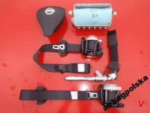 Nissan X-Trail Подушка руля HG74431921