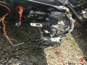 Opel Ampera Четверть задняя HD14269461