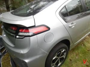 Opel Ampera Четверть задняя HG48611213