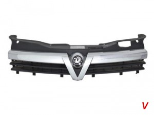 Opel Astra III Решетка радиатора HA76540420