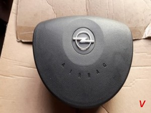 Opel Combo Подушка руля HG69181795