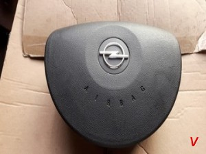 Opel Corsa C Подушка руля HG69181795