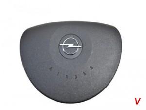 Opel Meriva Подушка руля HG47076056
