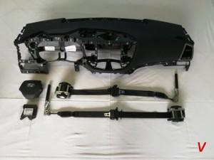 Opel Mokka Подушка руля HE31830105